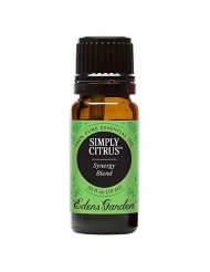 Edens Garden Simply Citrus Essential Oil Synergy Blend, 100% Pure Therapeutic Grade (Highest Quality Aromatherapy Oils- Cold Flu & Digestion), 10 ml