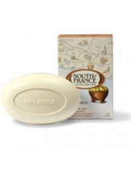 South of France French Milled Bar Soap Shea Butter - 6 oz