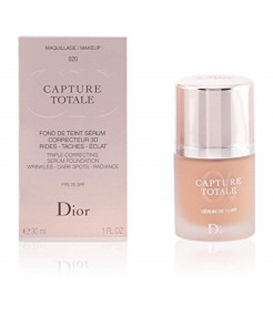 Christian Dior Capture Total Triple Correcting Serum SPF 25 Foundation, No. 032/Rosy Beige, 1 Ounce