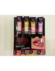 Ruby Kisses Staining Mood Gloss (SLG01, 02, 03, 04) 4pc