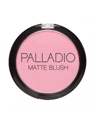 Palladio Matte Blush, Bayberry, 0.21 Ounce