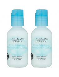 Physicians Formula Eye Makeup Remover Lotion for Normal to Dry Skin, 2 Fluid Ounce (Pack of 2)