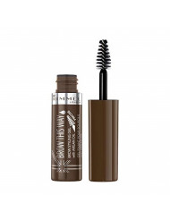 Rimmel Brow This Way Lightweight Gel, Medium Brown, 0.17 Fluid Ounce