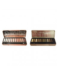 W7 In The Nude Eye Shadow Palette & Colour Me Buff Eye Shadow Palette Set