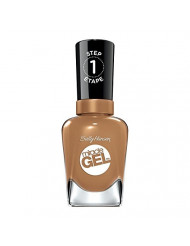 Sally Hansen Miracle Gel Tan-Acious, .5 Oz, Pack Of 1