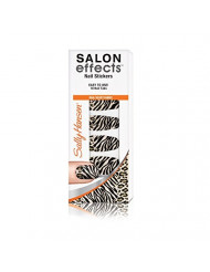 Sally Hansen Salon Effects Couture Nail Stickers, Faux Real, 18 Count