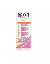 Sally Hansen Salon Effects Couture Nail Stickers, Goldwork, 18 Count