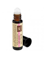 Moody Girl (Formally PMS) Pre-diluted Essential Oils Roll-On 10 ml - A Perfect Blend of Geranium, Lavender, Oregano and Clary Sage Essential Oils