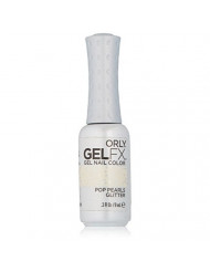 Orly Gel Fx Nail Color, Pop Pearls Glitter, 0.3 Ounce