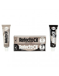 Refectocil Twin Pack [Light Brown and Natural Brown] Cream Hair Dye, 15ml x 2