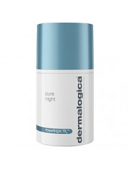 Dermalogica Pure Night, 1.7 Fl Oz - Hyperpigmentation Treatment Face Moisturizer with Vitamin C