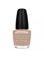 L.A. Colors Color Craze Nail Polish, Simply