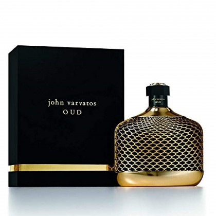 John Varvatos Oud Eau de Toilette Spray, 4.2 Fl Oz