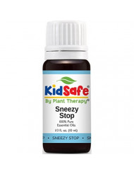 Plant Therapy KidSafe Sneezy Stop Synergy Essential Oil 10 mL (1/3 oz) 100% Pure, Undiluted, Therapeutic Grade