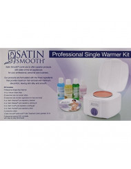 SATIN SMOOTH Professional Single Wax Warmer Kit