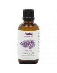 NOW Foods Lavender Oil, 2 Fl. Oz (Pack of 2)