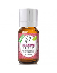 Sweet Ambiance Essential Oil Blend - 100% Pure Therapeutic Grade Sweet Ambiance Blend Oil - 10ml