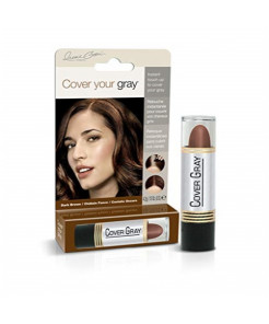 Cover Your Gray Hair Color Touch-Up Stick - Dark Brown (2-Pack)