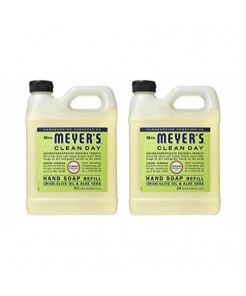 Mrs. Meyer's Liquid Hand Soap Refill Lemon Verbena, 33 FL OZ