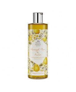 Yardley London Woods of Windsor Honeyed Pear and Amber Moisturising Bath and Shower Gel 350 ml