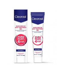 Clearasil Ultra Rapid Action Vanishing Treatment Gel, 1 oz. (Pack of 3)