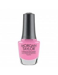 Morgan Taylor Hello Pretty! Summer 2015 Collection, Look At You Pink Achu!, 0.5 Ounce