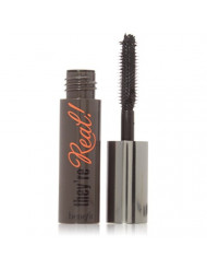 Benefit They're Real Mascara, Jet Black, Deluxe Travel Size, 0.1oz/3.0g