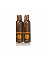 Body Drench Quick Tan Bronzing Spray Medium-Dark 6 Ounce (177ml) (2 Pack)