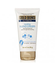 Gold Bond Ultimate Healing Hand Cream - 3 Ounces (Pack of 2)