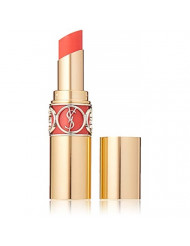 Yves Saint Laurent Rouge Volupte Shine Lipstick No.12 Corail Incandescent for Women, 0.15 Ounce