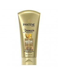 Pantene Moisture Renewal 3 Minute Miracle Deep Conditioner, 6 Fluid Ounce