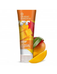 Desert Essence Island Mango Conditioner - 8 Fl Ounce - Enriching - Detangles Hair - Naturally Moisturizes - Soft & Supple - Refreshing - Smooth & Silky - Shea Butter - Jojoba Oil