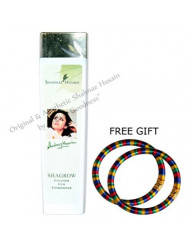 Shahnaz Husain Shagrow - with FREE GIFT (Pair of Multicolor Bangles)
