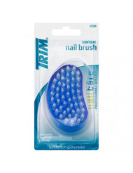 Trim Contour Nail Brush #02586- ONE PACK