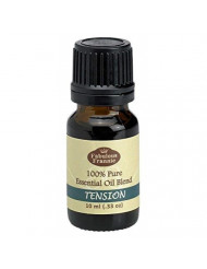 Tension Essential Oil Blend 100% Pure, Undiluted Essential Oil Blend Therapeutic Grade - 10 ml A Perfect Blend of Lavender, Peppermint, Rosemary and Grapefruit Essential Oils.