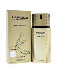 Ted Lapidus Cologne, Gold Extreme, 3.3 Ounce