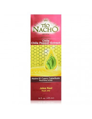 TIO NACHO Shampoo CHILE 14oz For Nourishes Scalp With Royal Jelly NEW PRODUCT (2 Pack)