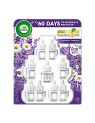 Air Wick Scented Oil Lavender & Chamomile 8 Pack Refills