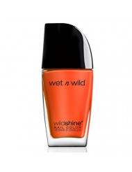 wet n wild Shine Nail Color, Nuclear War, 0.41 Fluid Ounce