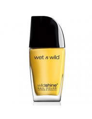 Wnw Nail Clr 472d D'Oh Size 0.41o Wet & Wild Wild Shine Nail Color 472d D'Oh! 0.41fl Oz