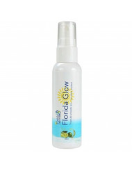 Florida Salt Scrubs Florida Glow Spray Lotion, 60 Milliliter, Key Lime