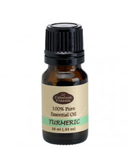 Turmeric 100% Pure, Undiluted Essential Oil Therapeutic Grade - 10ml- Great for Aromatherapy!