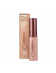 Mineral Fusion Liquid Concealer, Warm, .37 Ounce