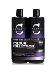 Tigi Catwalk By Tigi Fashionista Violet Shampoo + Conditioner Tween Duo Pack, 25.36 Oz