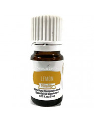 Vitality Lemon Essential Oil 5ml by Young Living Essential Oils