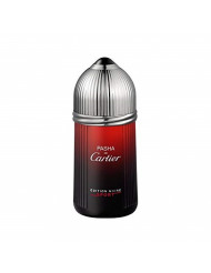 Cartier Pasha de Edition Noire Sport Eau de Toilette Spray for Men, 3.3 Ounce