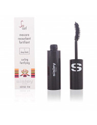 Sisley So Curl Curling Fortifying Mascara, 01 Deep Black, 0.33 Ounce