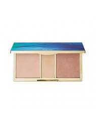 Tarte Rainforest Of The Sea Skin Twinkle Lighting Palette Featuring 3 Universal Highlighters