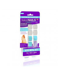 Naked Nails Refills Replacement Parts Buffers, Files & Shines