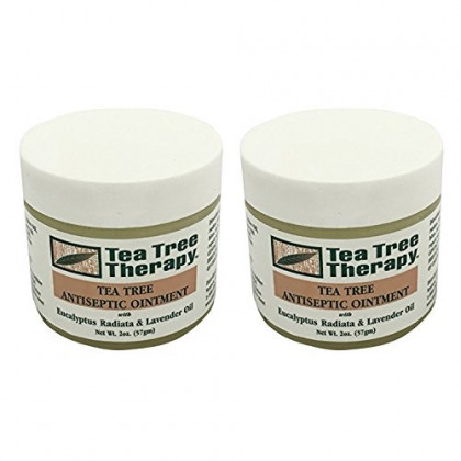 Tea Tree Therapy Tea Tree Oil Ointment 2 Ounce